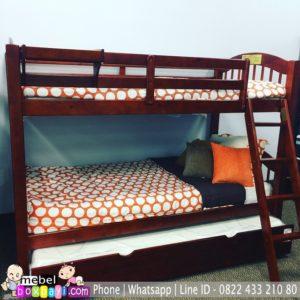 Tempat Tidur Tingkat TTT-004