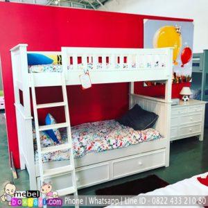 Tempat Tidur Tingkat TTT-006