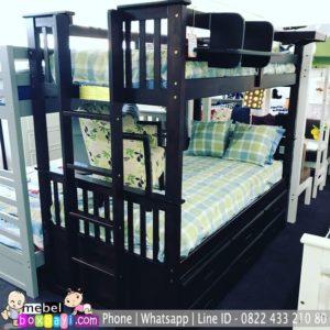 Tempat Tidur Tingkat TTT-009