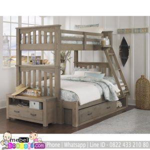 Tempat Tidur Tingkat TTT-066