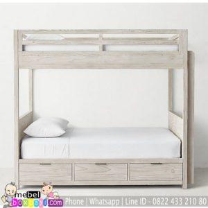 Tempat Tidur Tingkat TTT-104