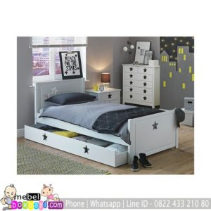 Tempat Tidur Anak TTA-127