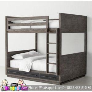 Tempat Tidur Tingkat TTT-158