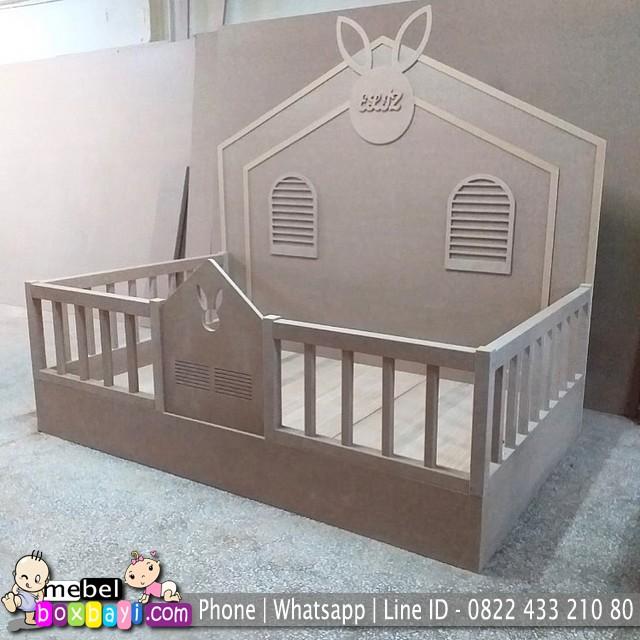 Bed House, Bed House Murah, Bed House Anak, Bed House Anak Murah, Bed House Tidur, Tempat Tidur Rumah, Rumah-Rumahan